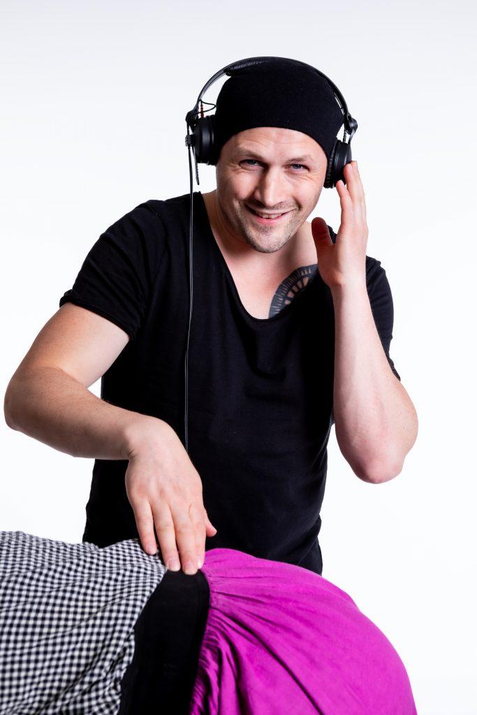 DJ meets Fashion
