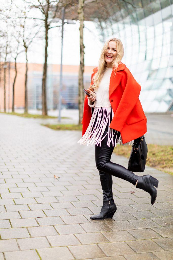 Fashion Blogger Shooting für Socialmedia