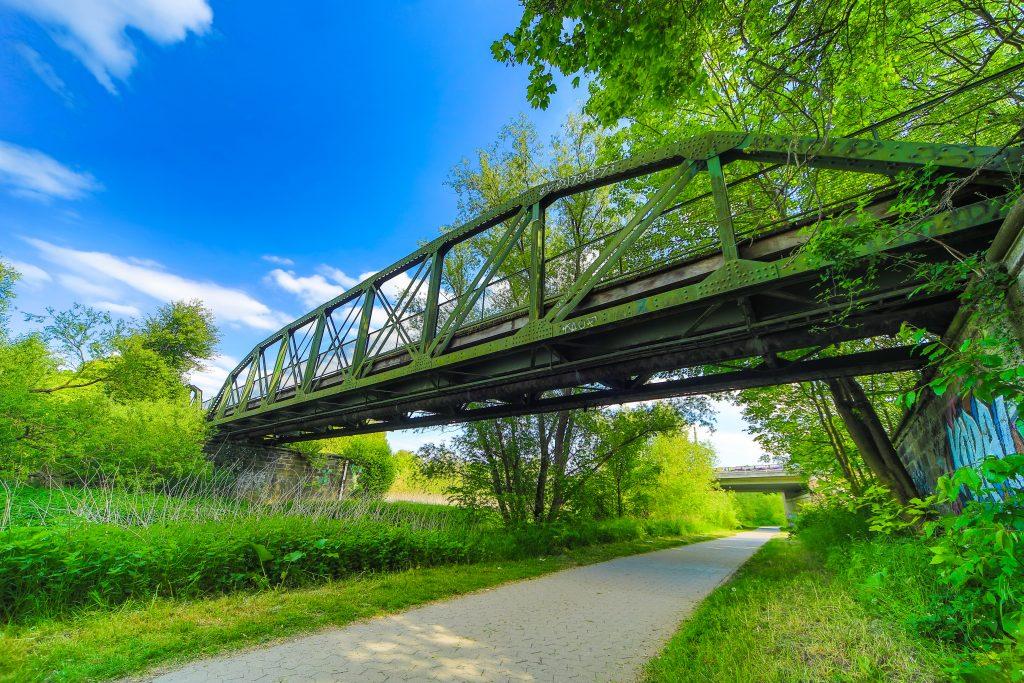 Hannover und seine Brücken
