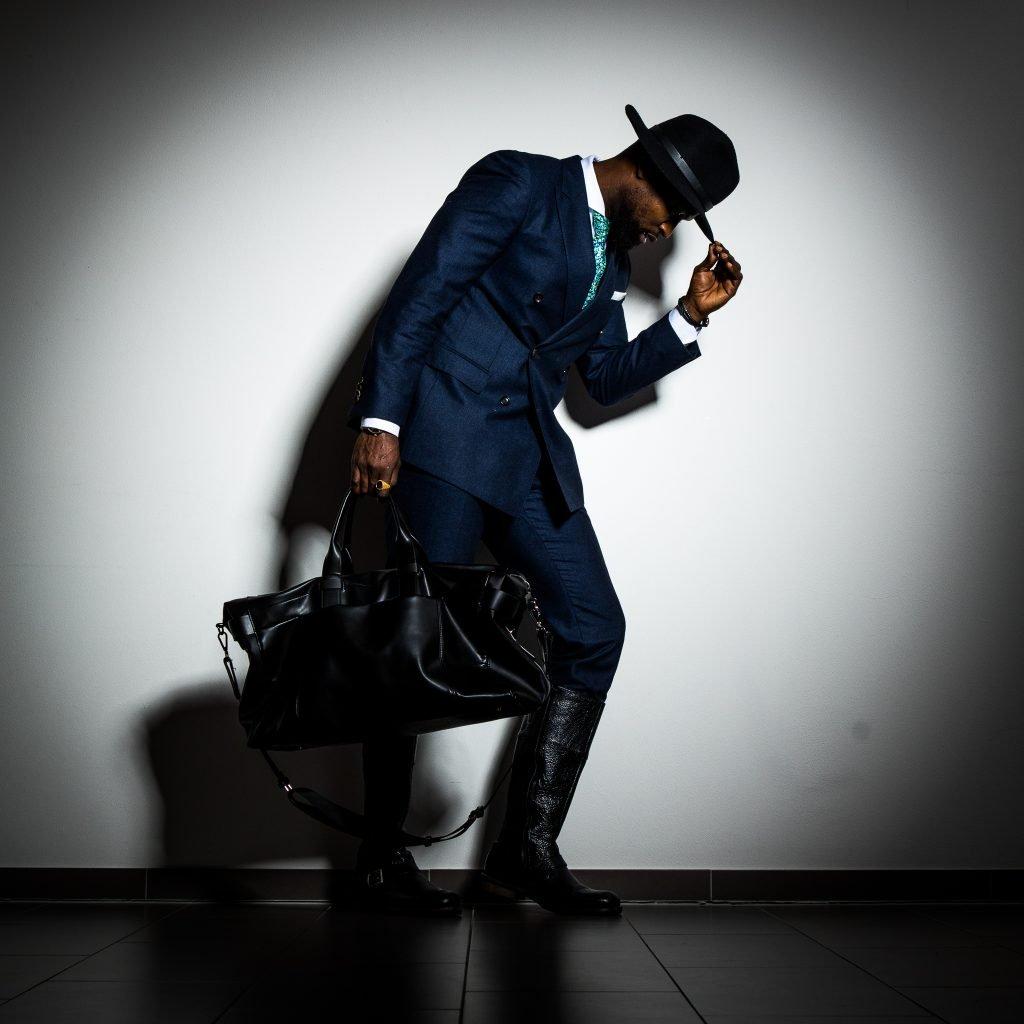George Men Fashion Shooting