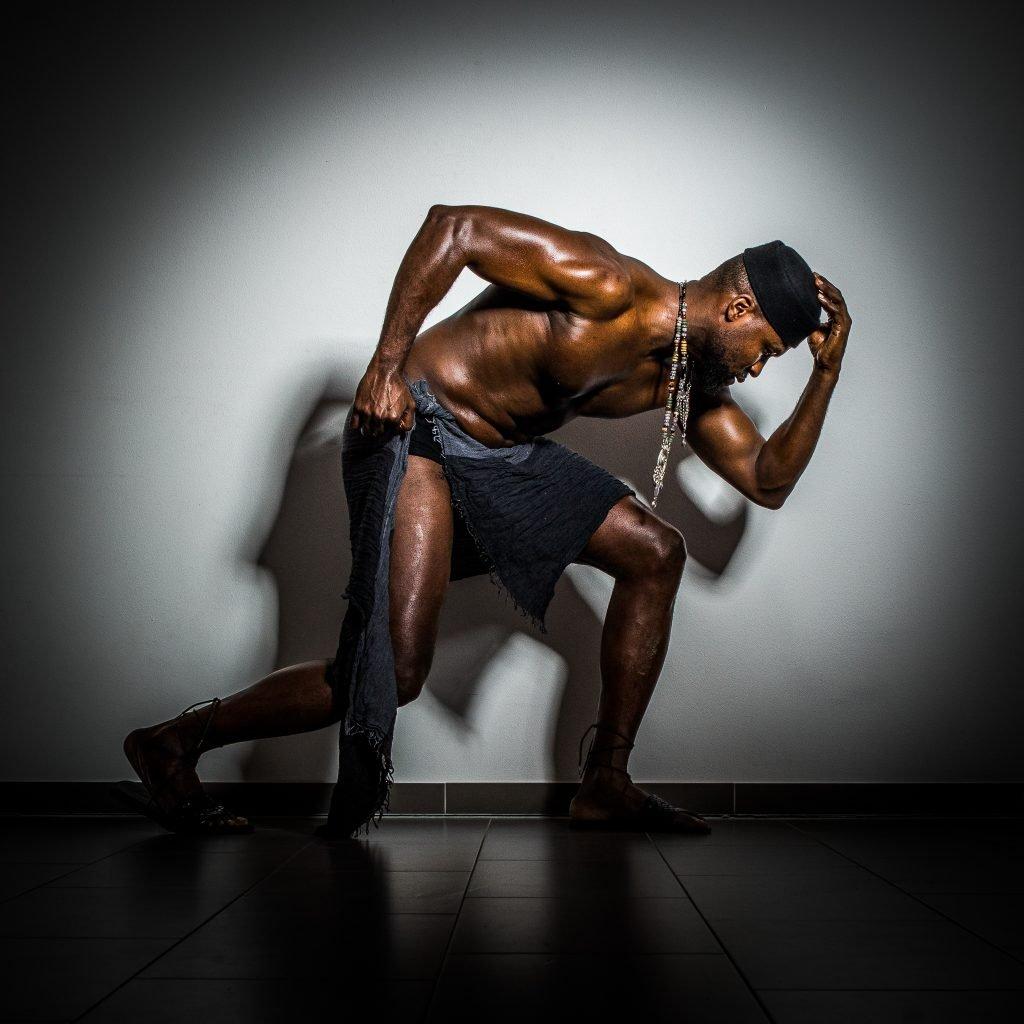 African Boy Kreativ Shooting