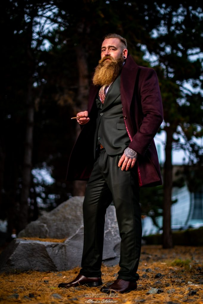 Men Fashion Shooting für Vagant Hannover