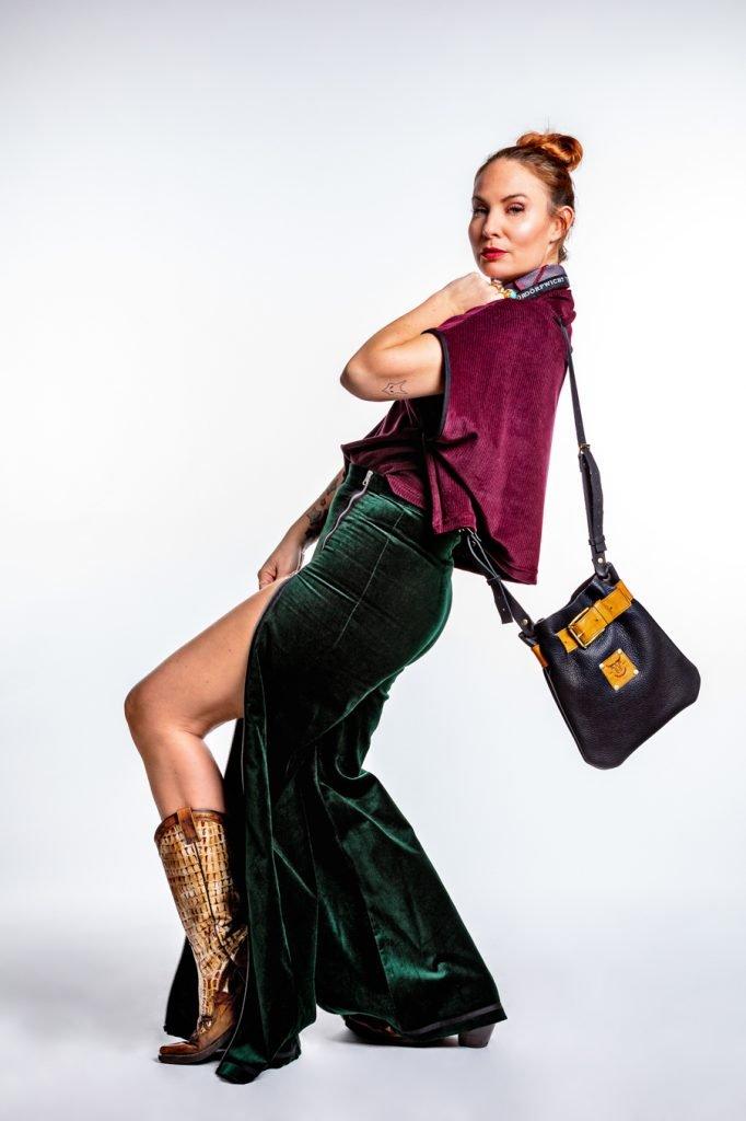 Dörpwicht Fashion Look Book Shooting mit Sat 1
