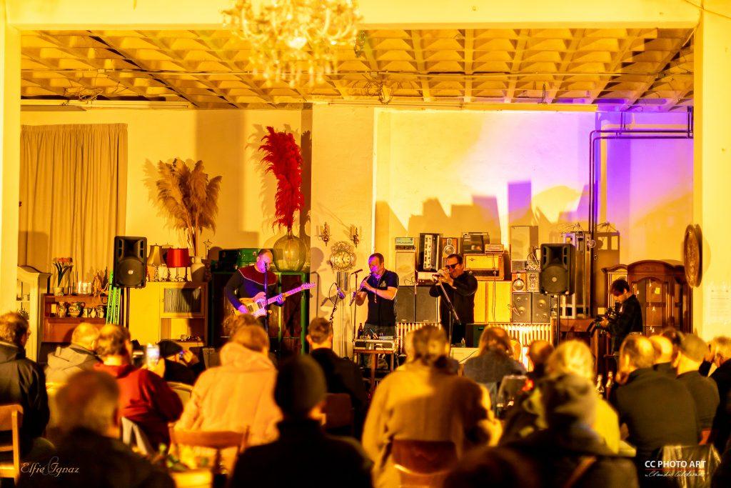 Elfie und Ignaz Jazz Konzert