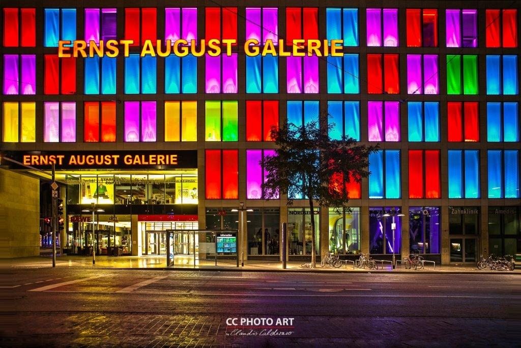 Freies Shooting Ernst August Galerie