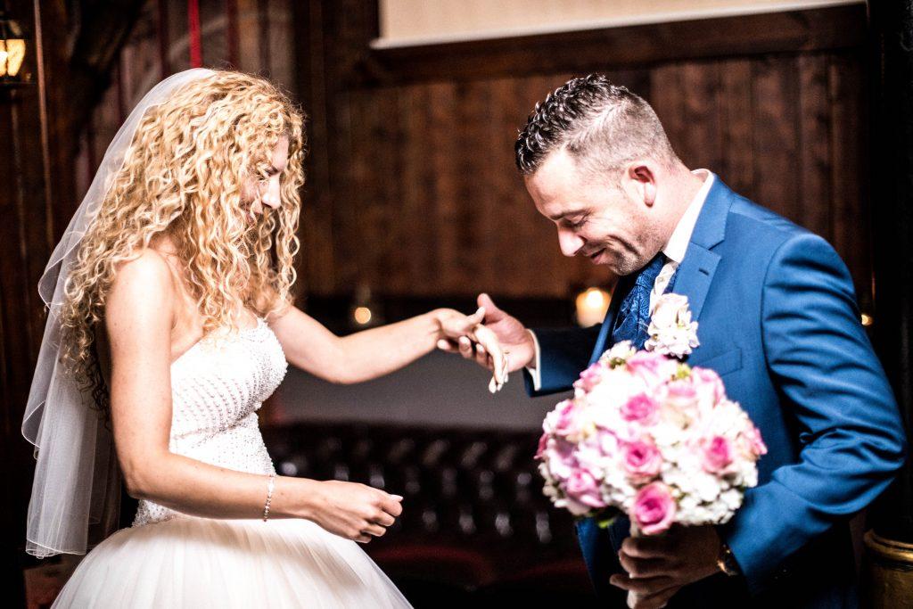 First Look Shooting zur Hochzeit von Francesca und Jascha