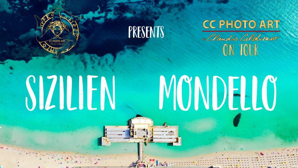Van Life Video Sizilien Mondello Beach in 4k / Youtube