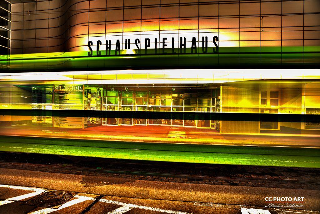 Freise Shooting Schauspielhaus Hannover
