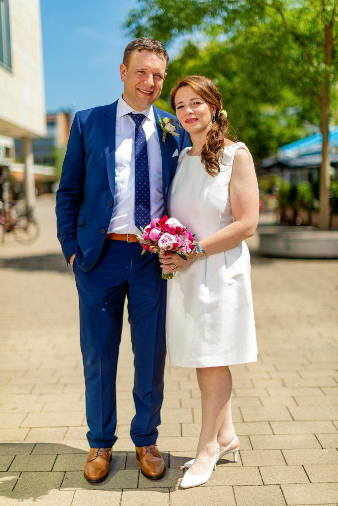 Standesamtliche Hochzeit Stella & Steffen