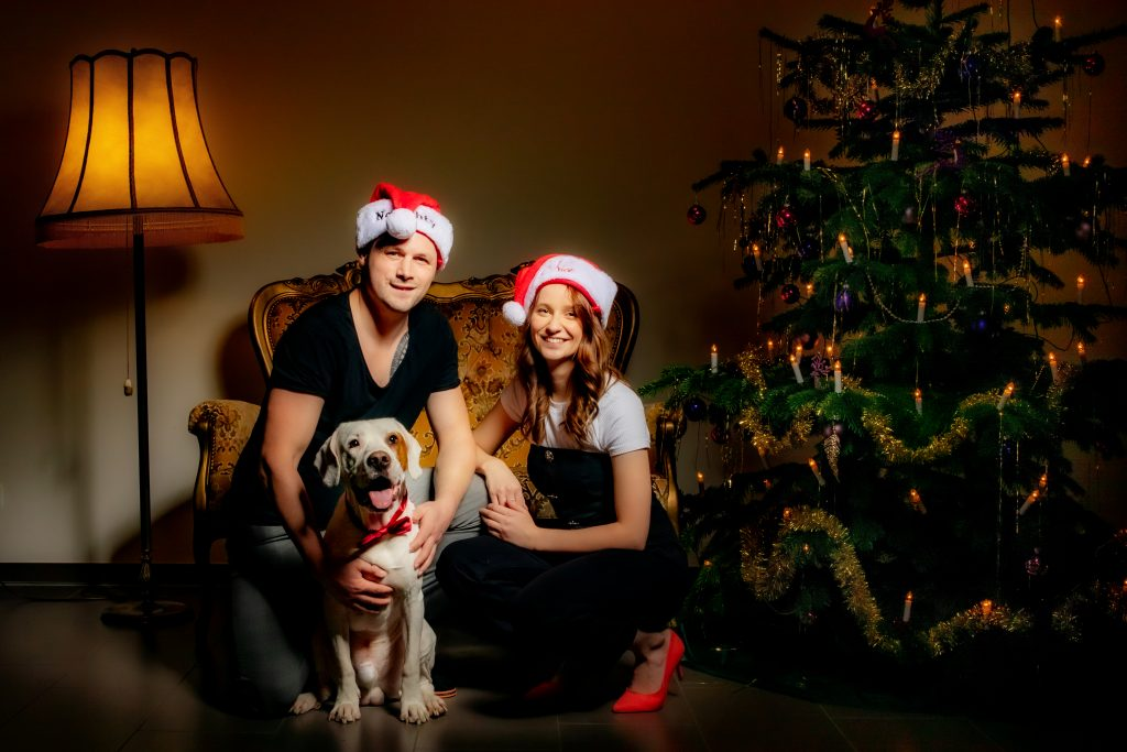 Familien Weihnacht´s Shooting
