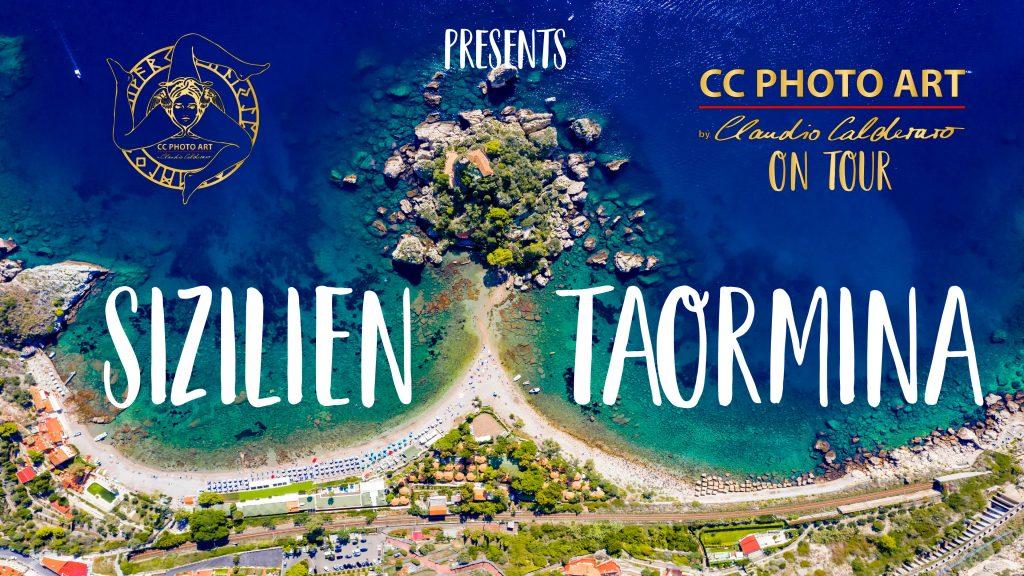 Sizilien Taormina Van Life Video in 4K / Youtube