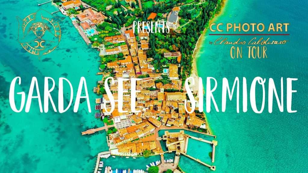 Youtube Drohnen Video Sirmione Gardasee Italien