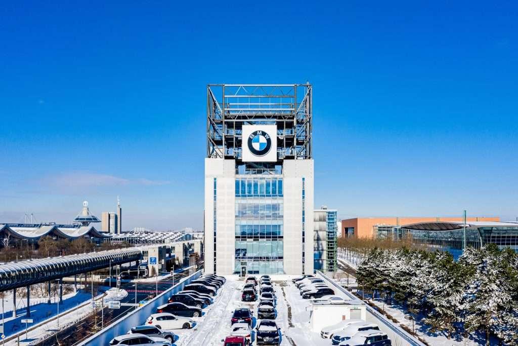 Architekturaufnahmen BMW Laatzen Expogelände