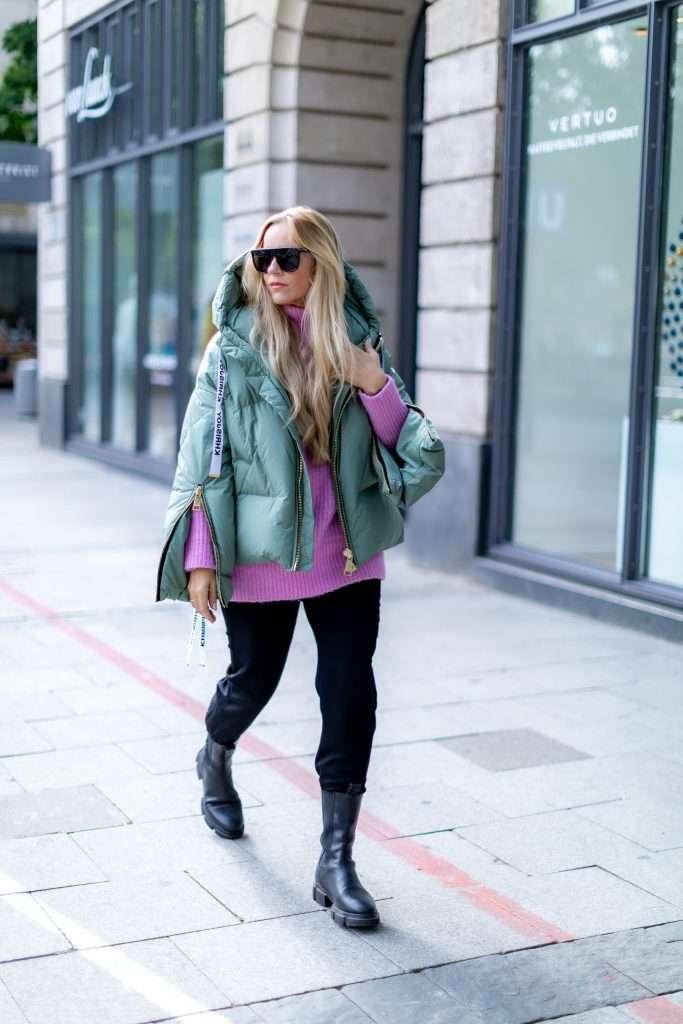 Fashion Blogger Shooting mit der Julia