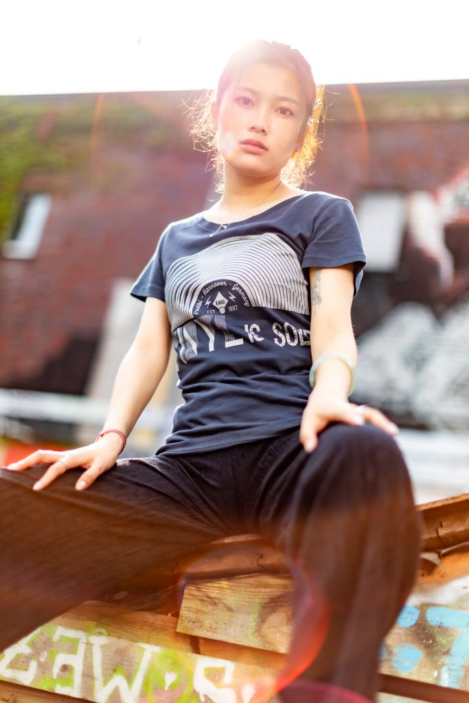 Fashion Shooting für das T-Shirt Label Roderbruch