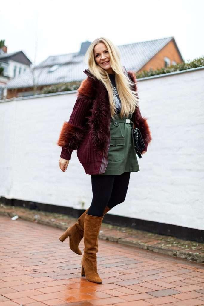 Fashion Blogger Shooting mit Julia